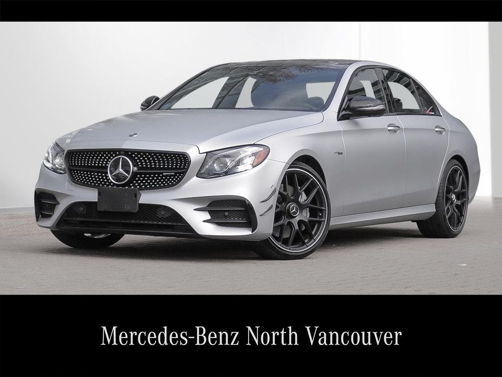 Pre-Owned 2018 Mercedes-Benz E-CLASS E43 AMG