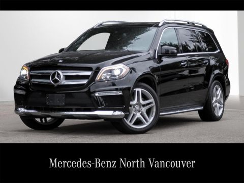 Certified Pre-Owned 2015 Mercedes-Benz GL-CLASS GL450